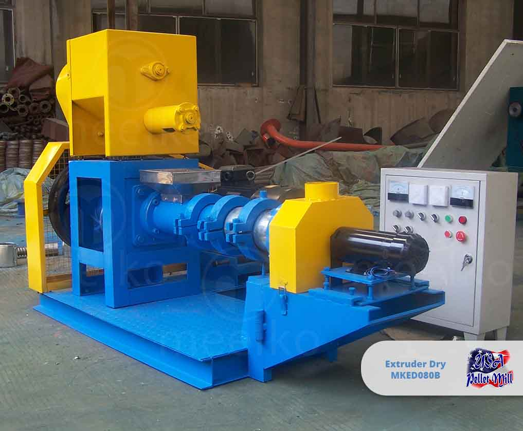 Extruder Dry 22KW MKED080B