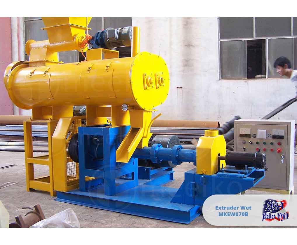 Extruder Wet 18.5KW MKEW070B
