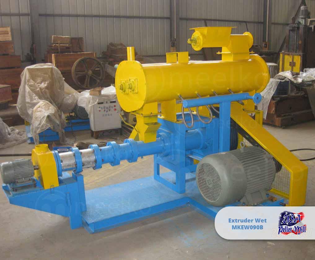 Extruder Wet 37KW MKEW090B