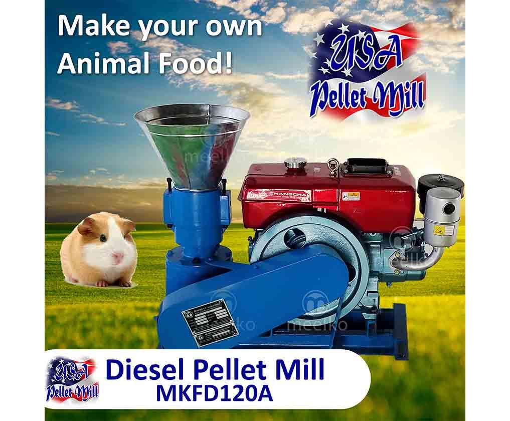 Pellet Mill Flat Die MKFD120A