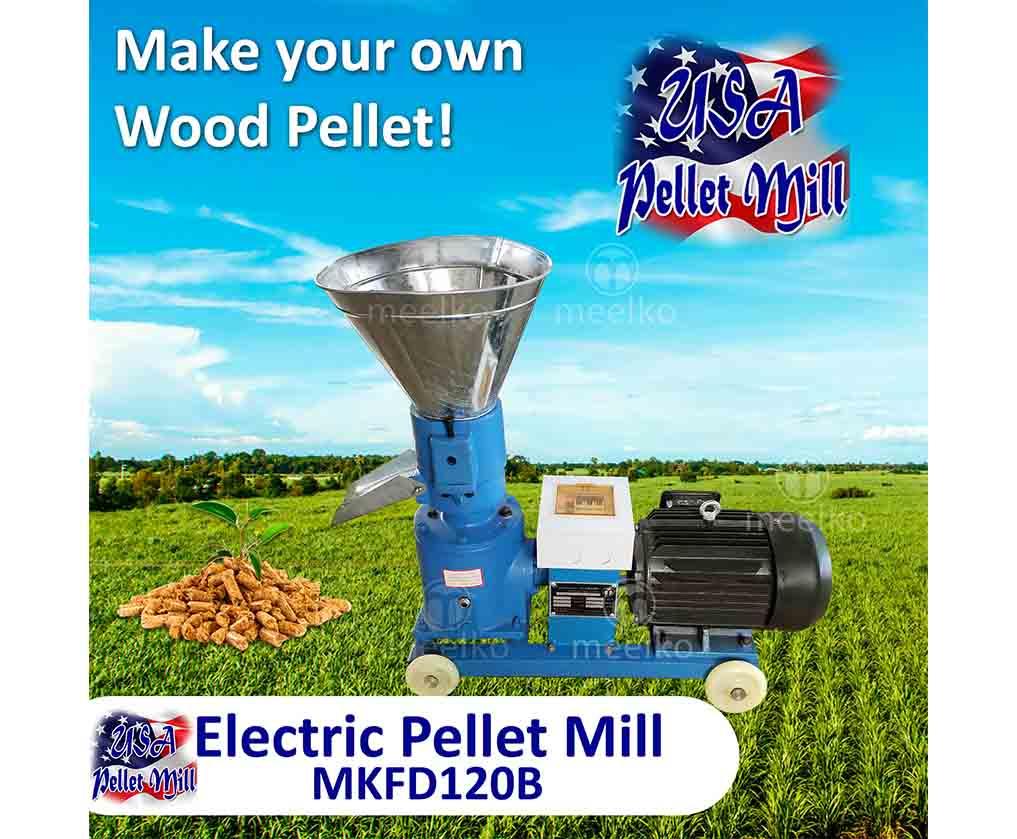 Pellet Mill Flat Die MKFD120B