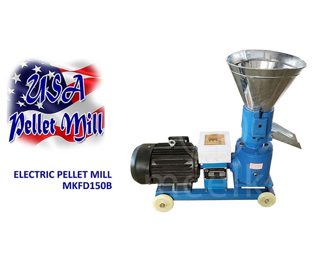Pellet Mill Flat Die MKFD150B