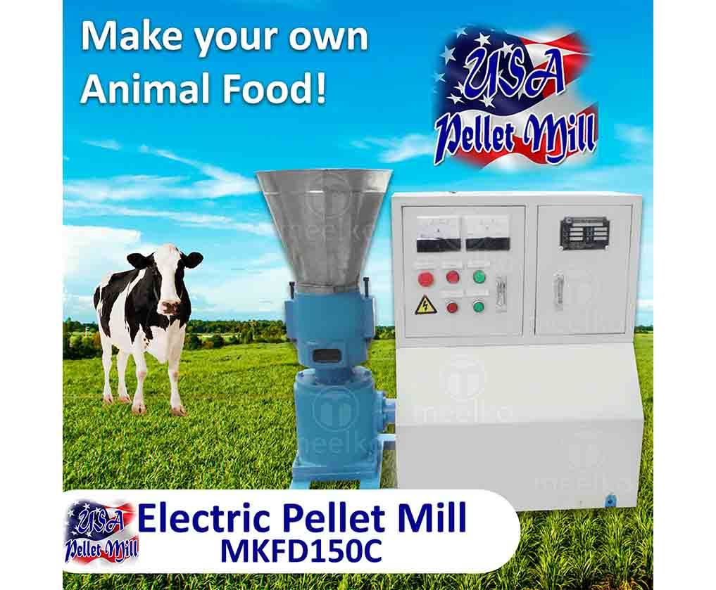 Pellet Mill Flat Die MKFD150C