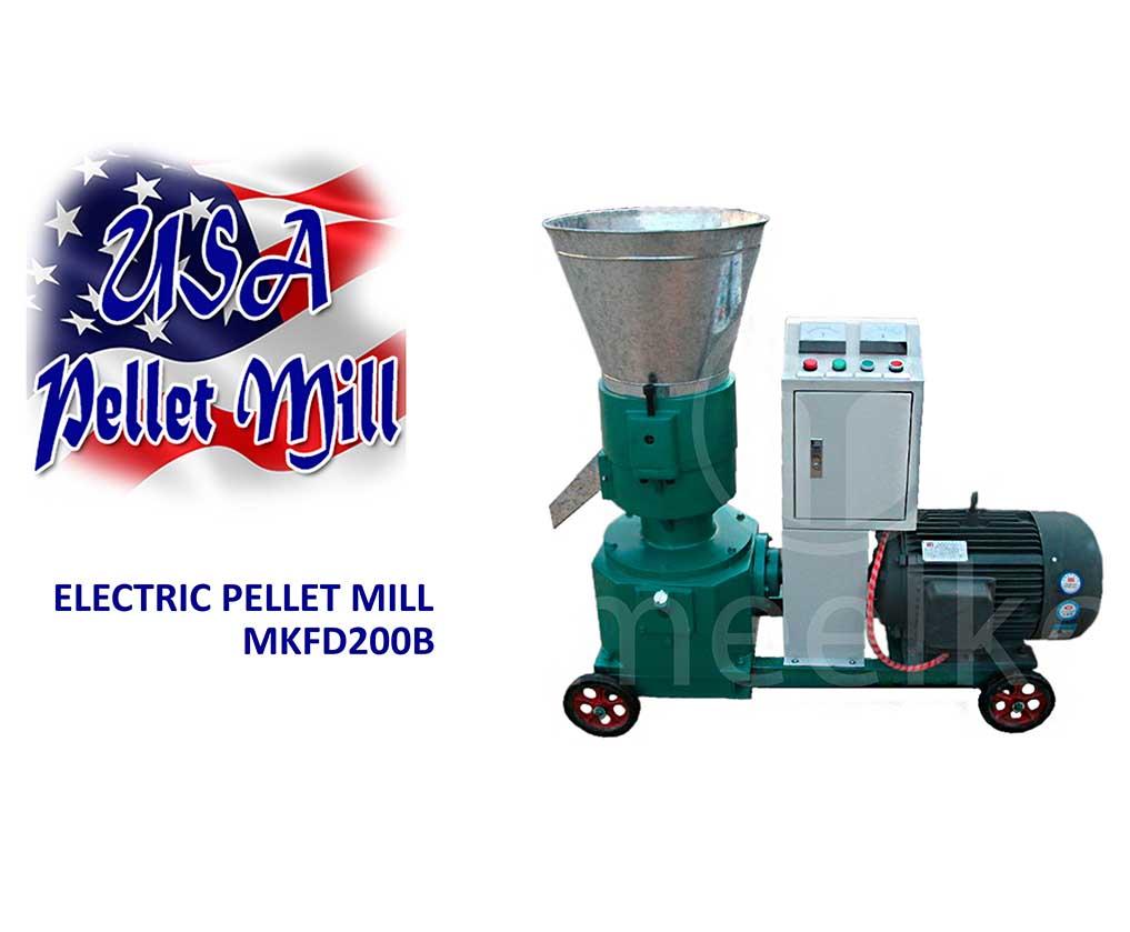 Pellet Mill Flat Die MKFD200B