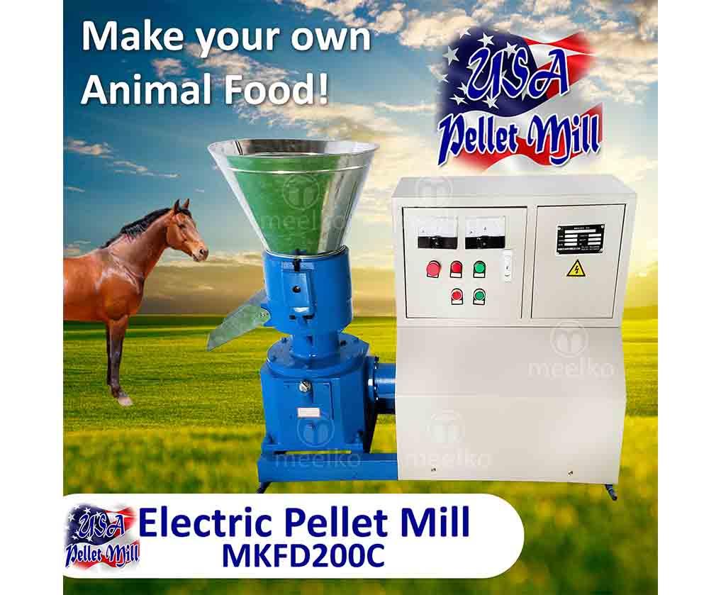 Pellet Mill Flat Die MKFD200C