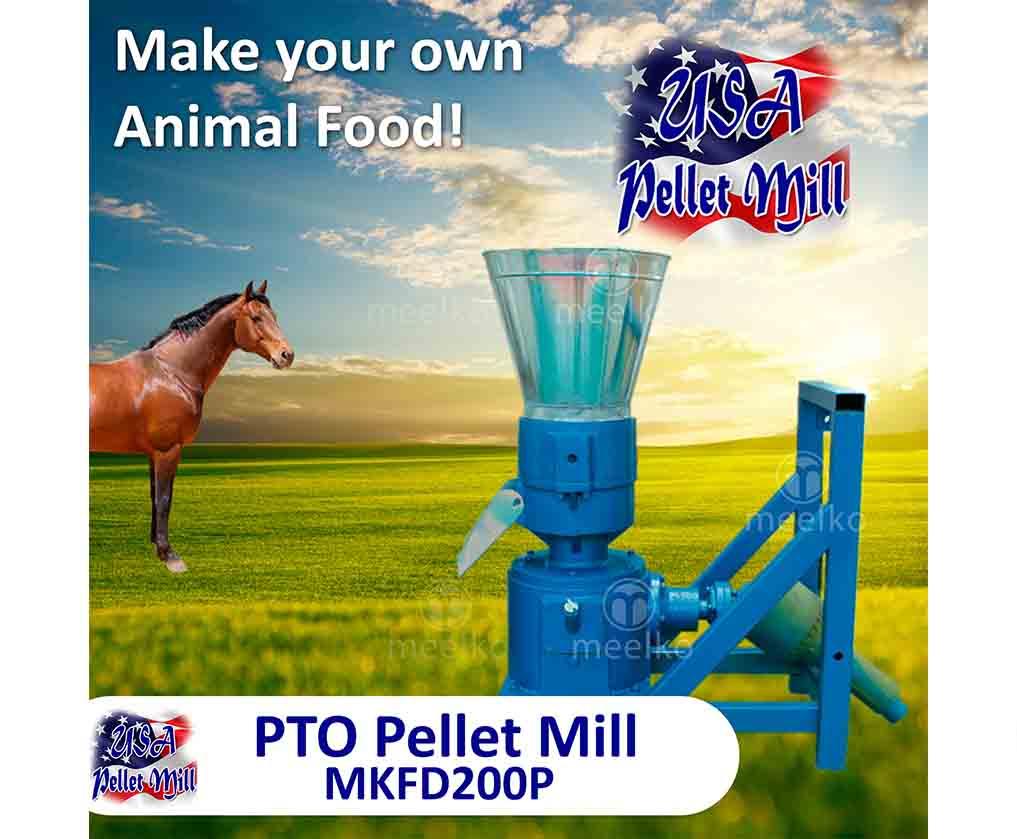Pellet Mill Flat Die MKFD200P