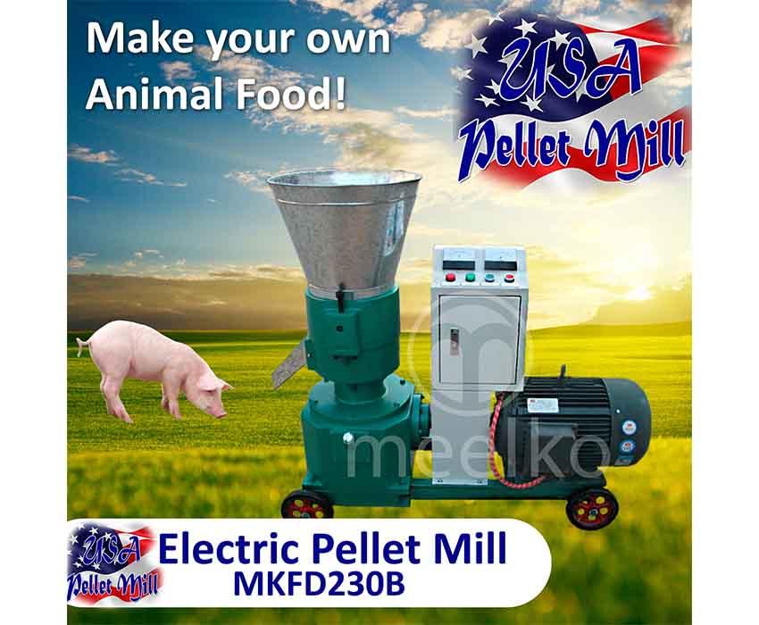 Pellet Mill Flat Die MKFD230B
