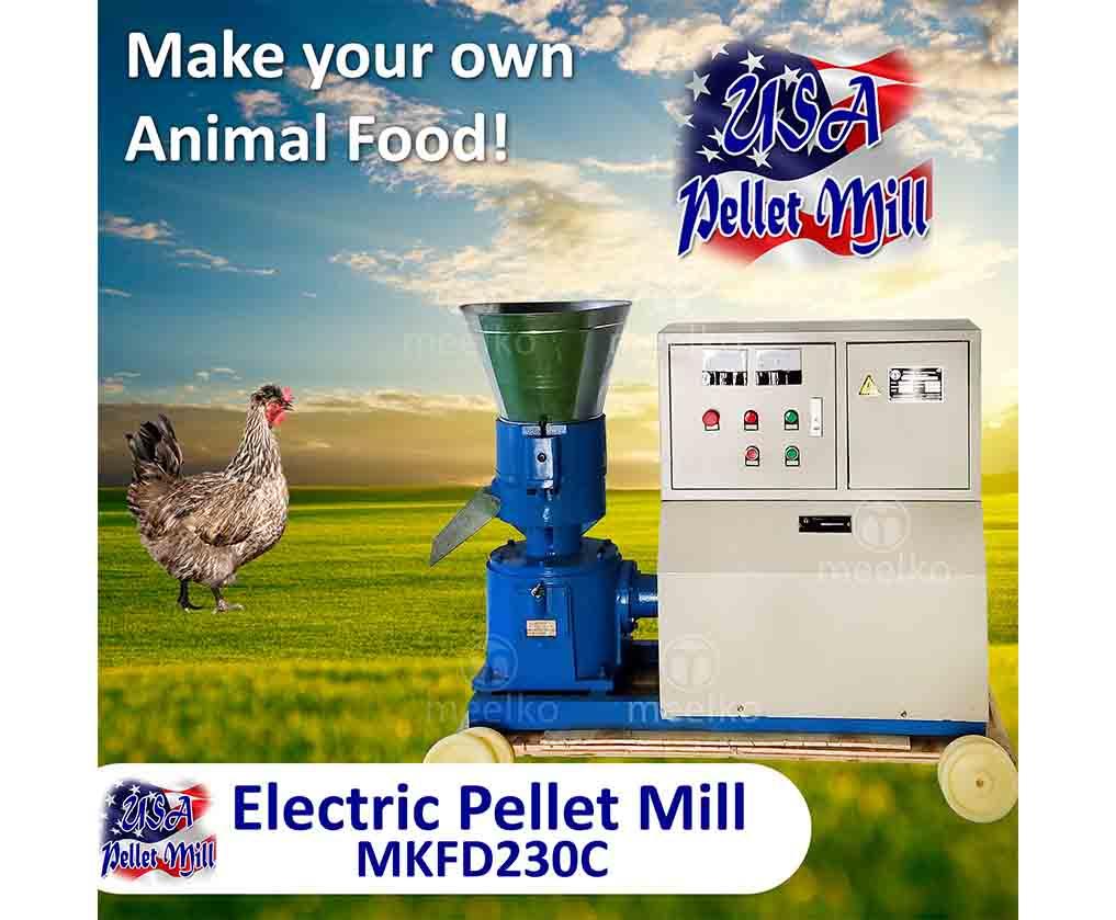 Pellet Mill Flat Die MKFD230C