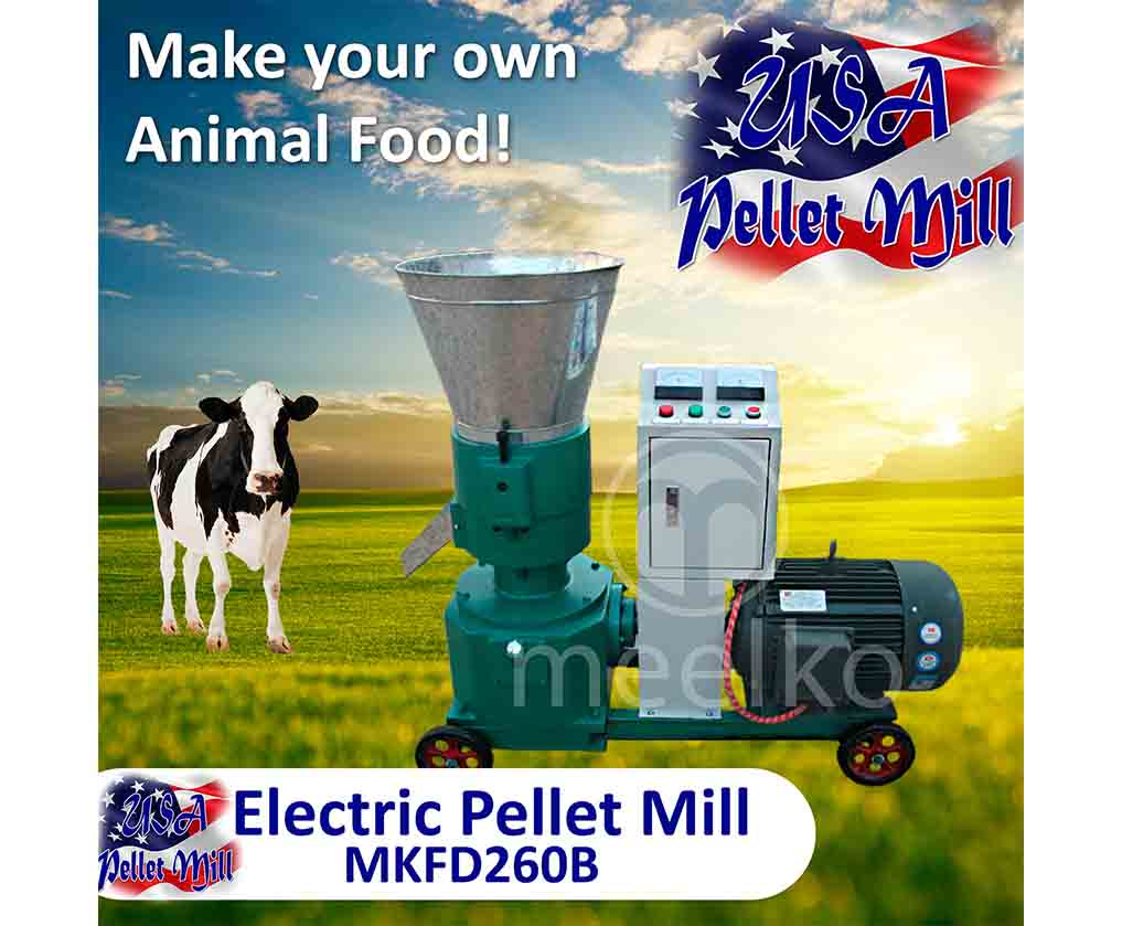 Pellet Mill Flat Die MKFD260B