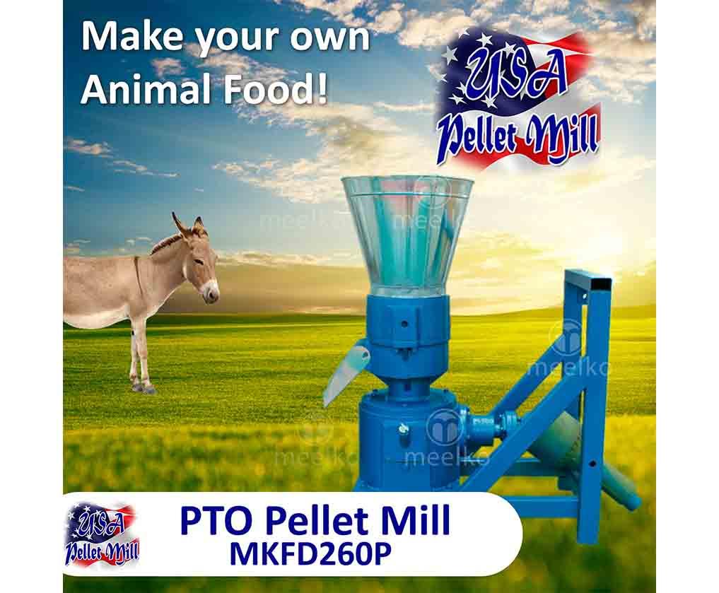 Pellet Mill Flat Die MKFD260P