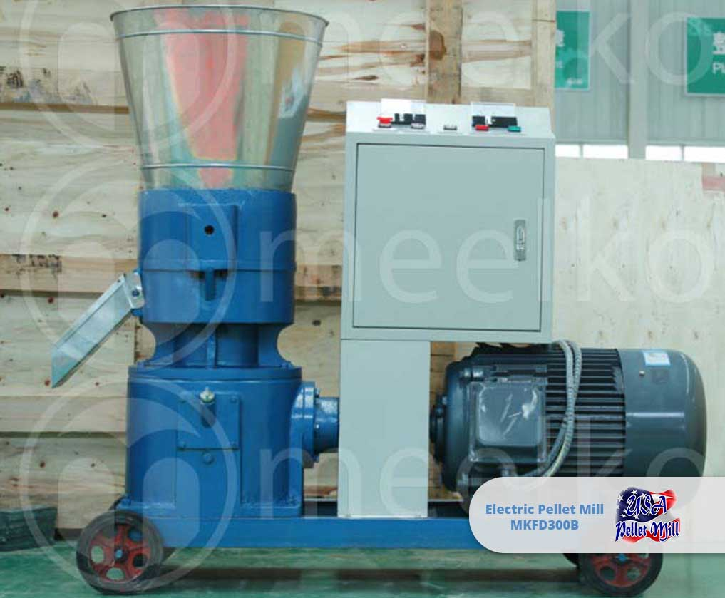 Pellet Mill Flat Die MKFD300B