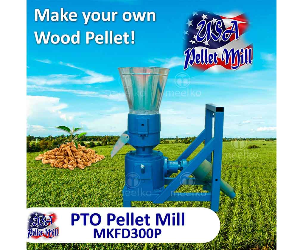 Pellet Mill Flat Die MKFD300P