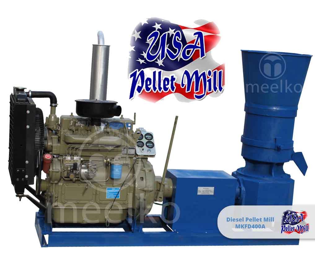 Pellet Mill Flat Die MKFD400A