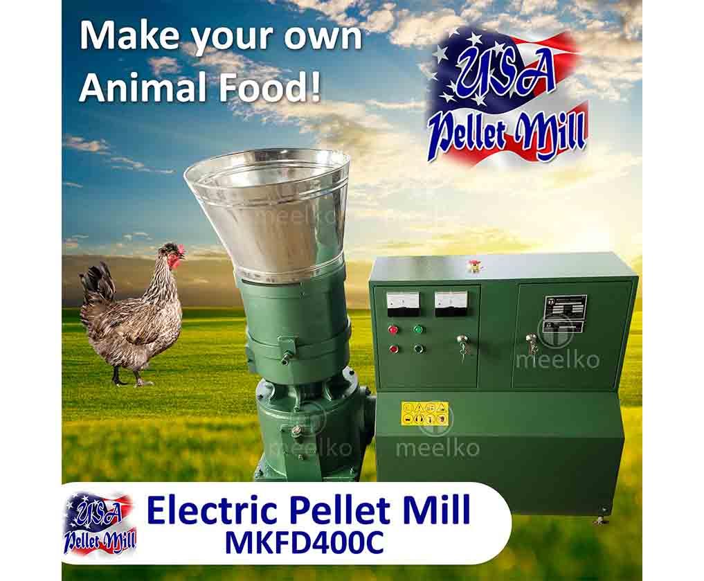 Pellet Mill Flat Die MKFD400C