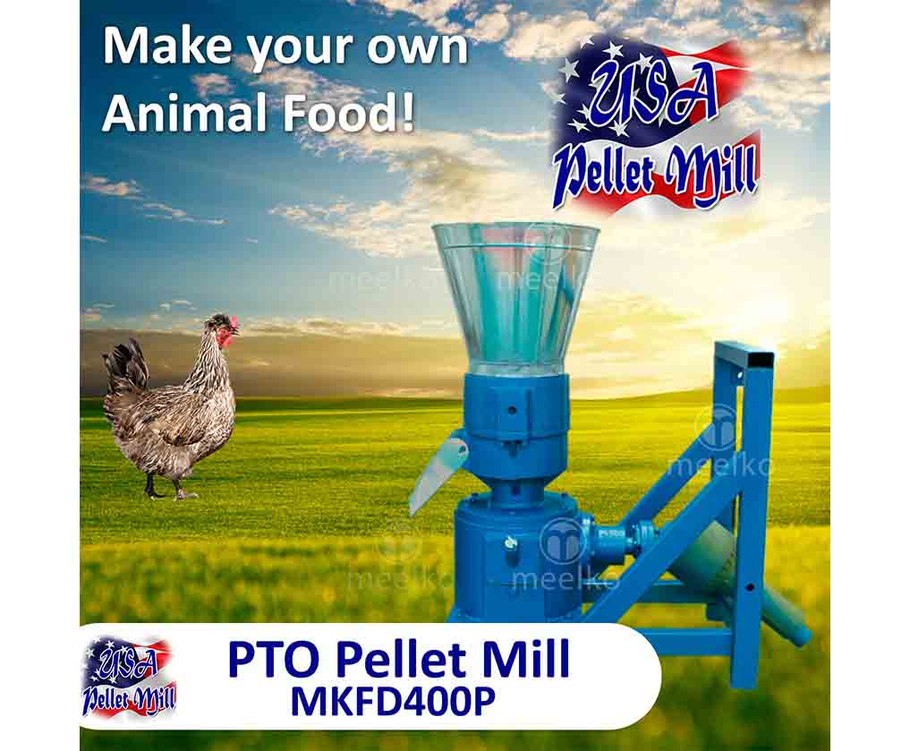 Pellet Mill Flat Die MKFD400P