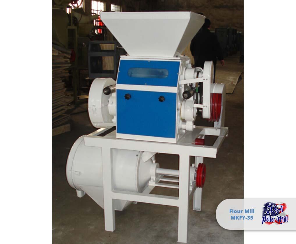 Flour Mill MKFY-35