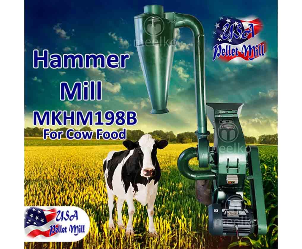Hammer Mill MKHM198B