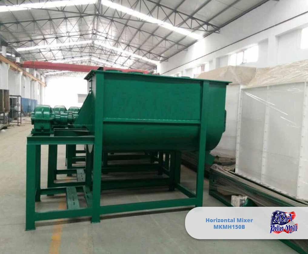 Horizontal Mixer 2.2kW - MKMH150B