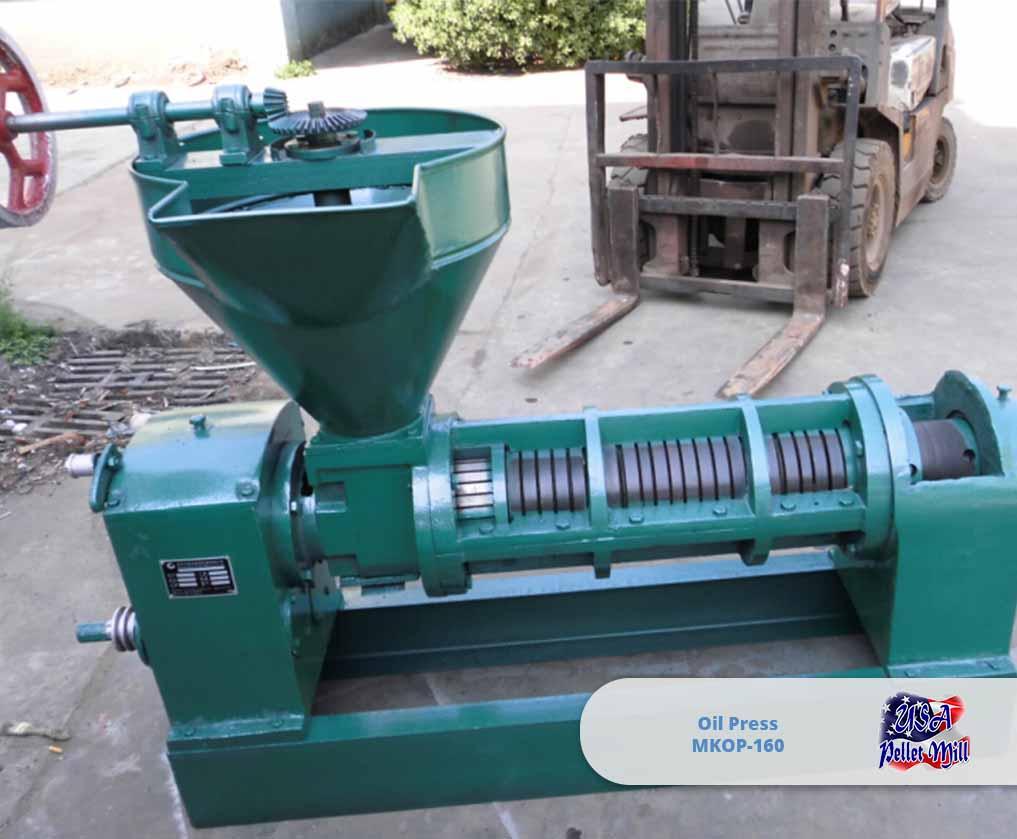 Oil Press MKOP-160