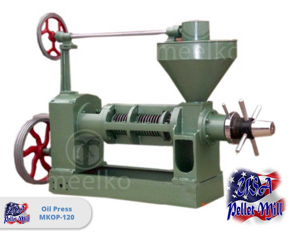 Oil Press MKOP-120