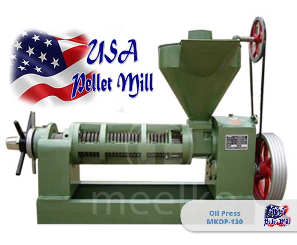 Oil Press MKOP-130