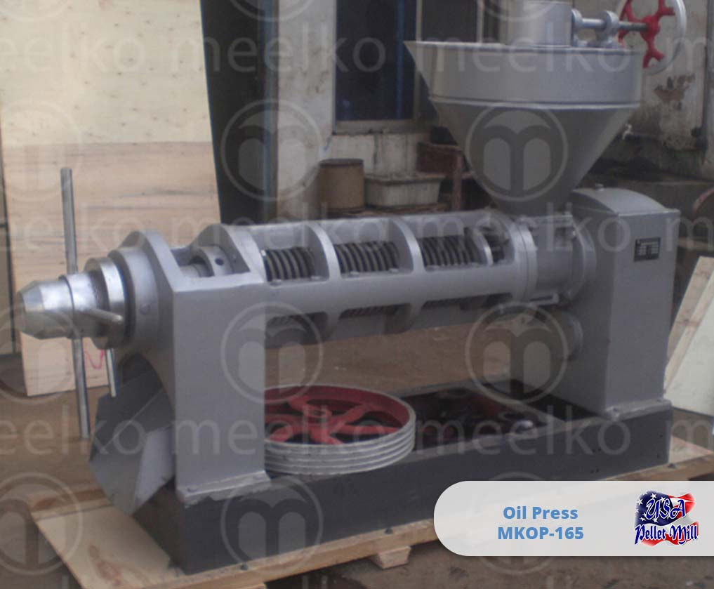 Oil Press MKOP-165