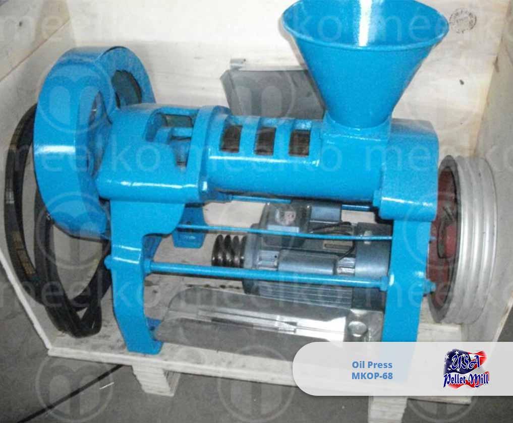 Oil Press MKOP-68