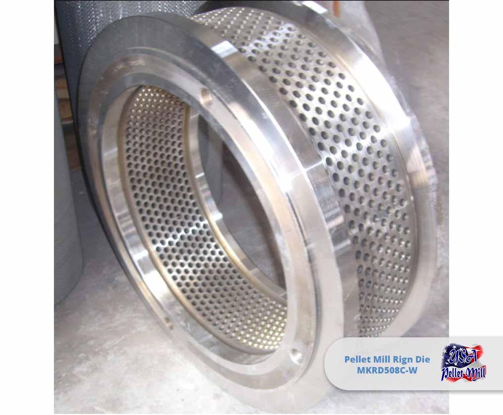 Pellet Mill Ring Die MKRD508C-W